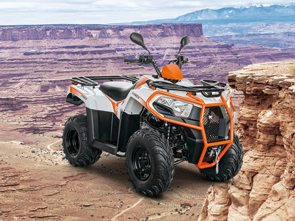 sezon 2020 kymco motor-land quady skutery
