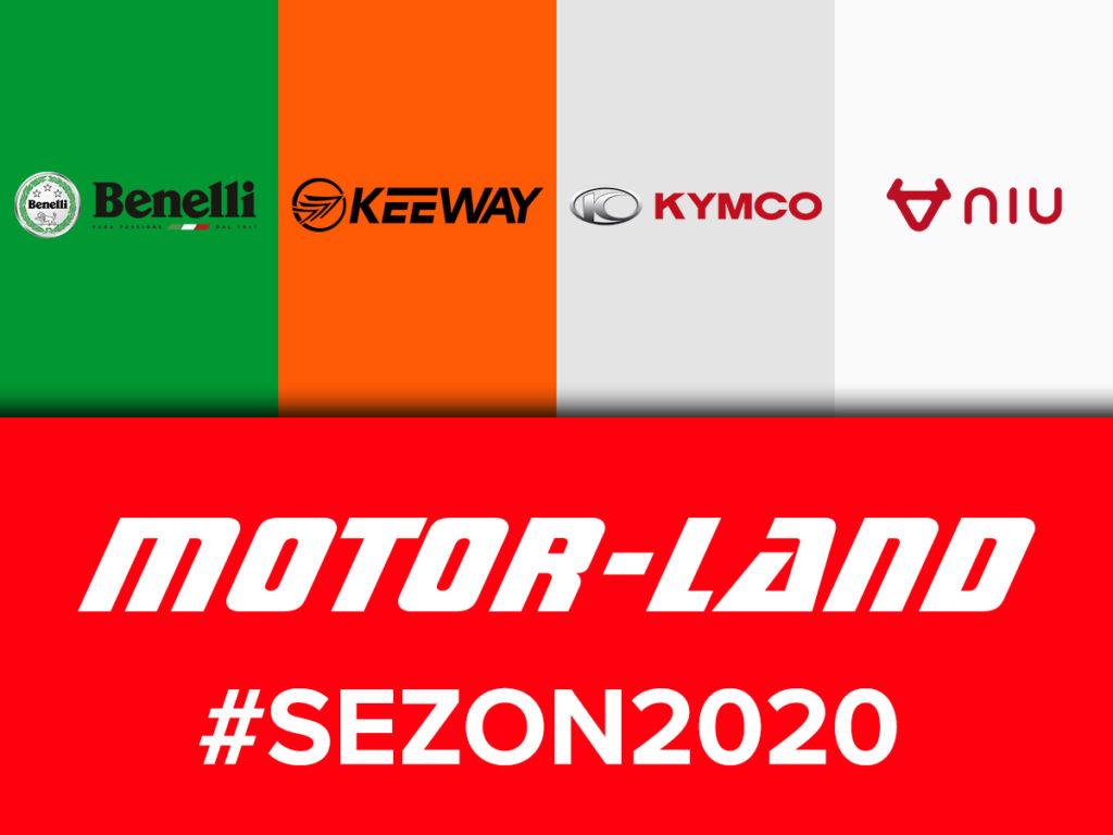 sezon 2020 motor-land motocykle skutery quady nowosci