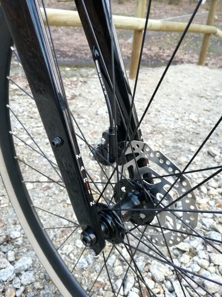 Rower gravelowy do miasta – Marin Lombard 2 5