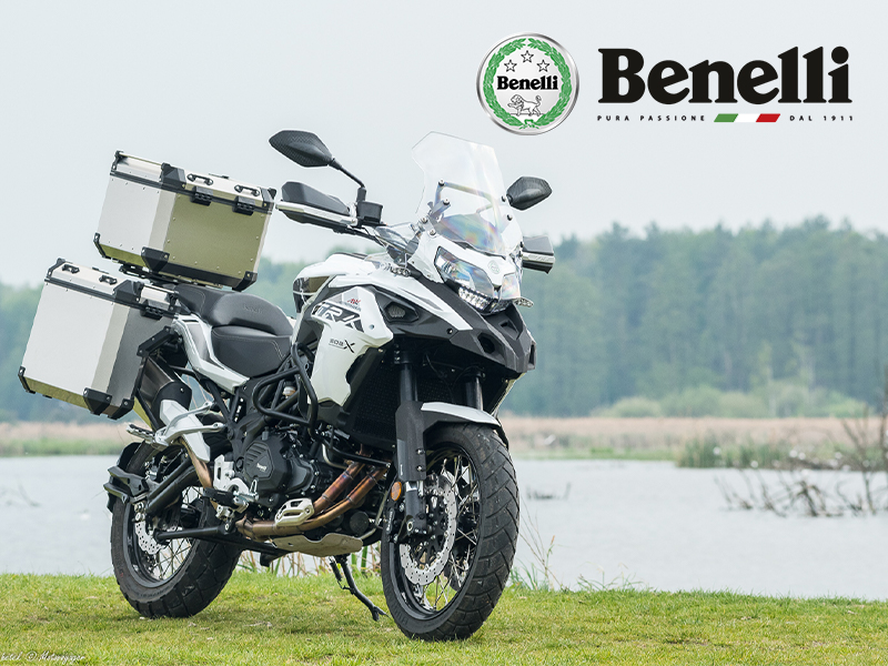 Benelli TRK 502X 4