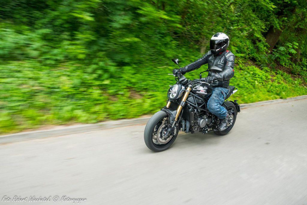 benelli 752 s nowość sezonu 2020 motor-land motocykl