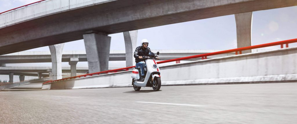 skuter elektryczny NIU NQi GT motor-land