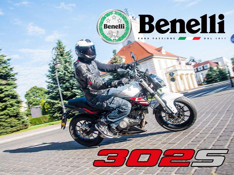 benelli 302 s motocykl motor-land oferta benelli