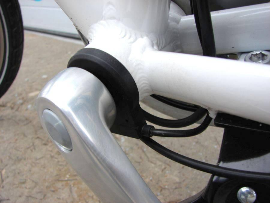konwersje rowerów na rowery elektryczne rower elektryczny konwersja roweru motor-land