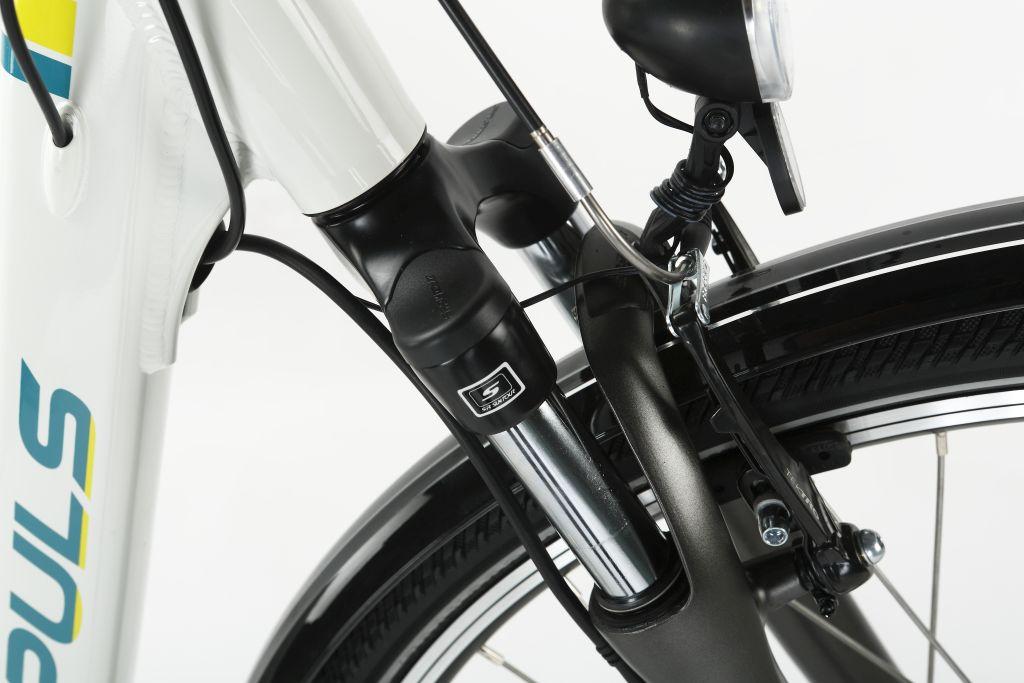 impuls shape rower elektryczny miejski motor-land
