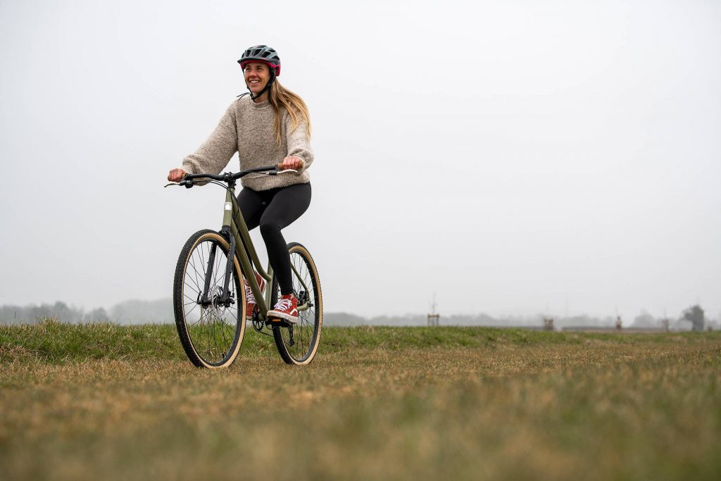 Rower hybrydowy – Marin Kentfield 5