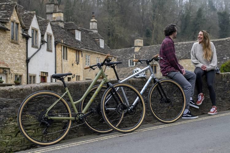 Rower hybrydowy – Marin Kentfield 10