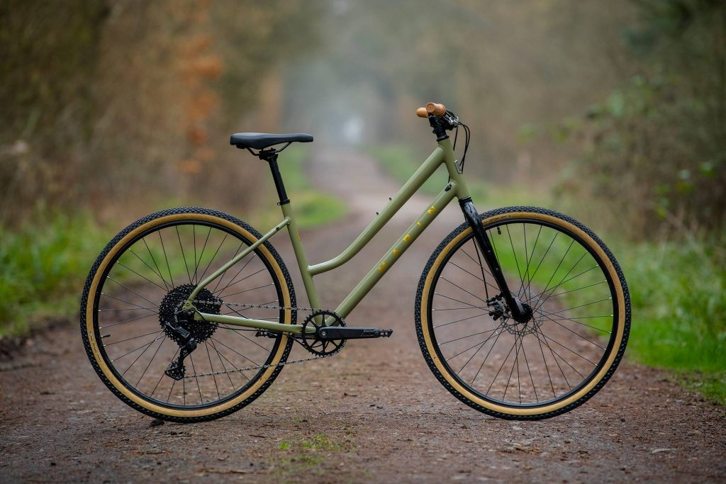 Rower hybrydowy – Marin Kentfield 1