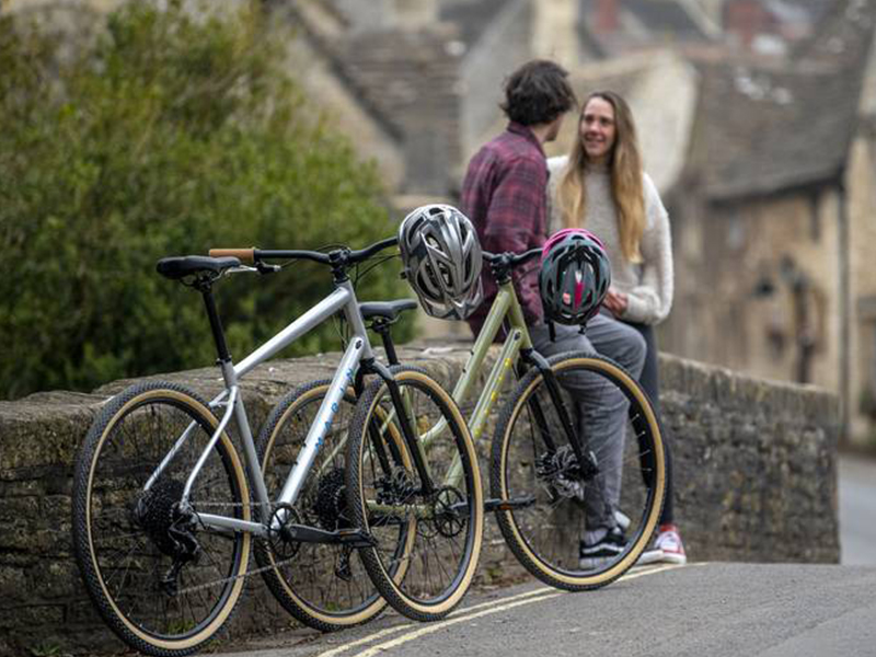 Rower hybrydowy – Marin Kentfield 2