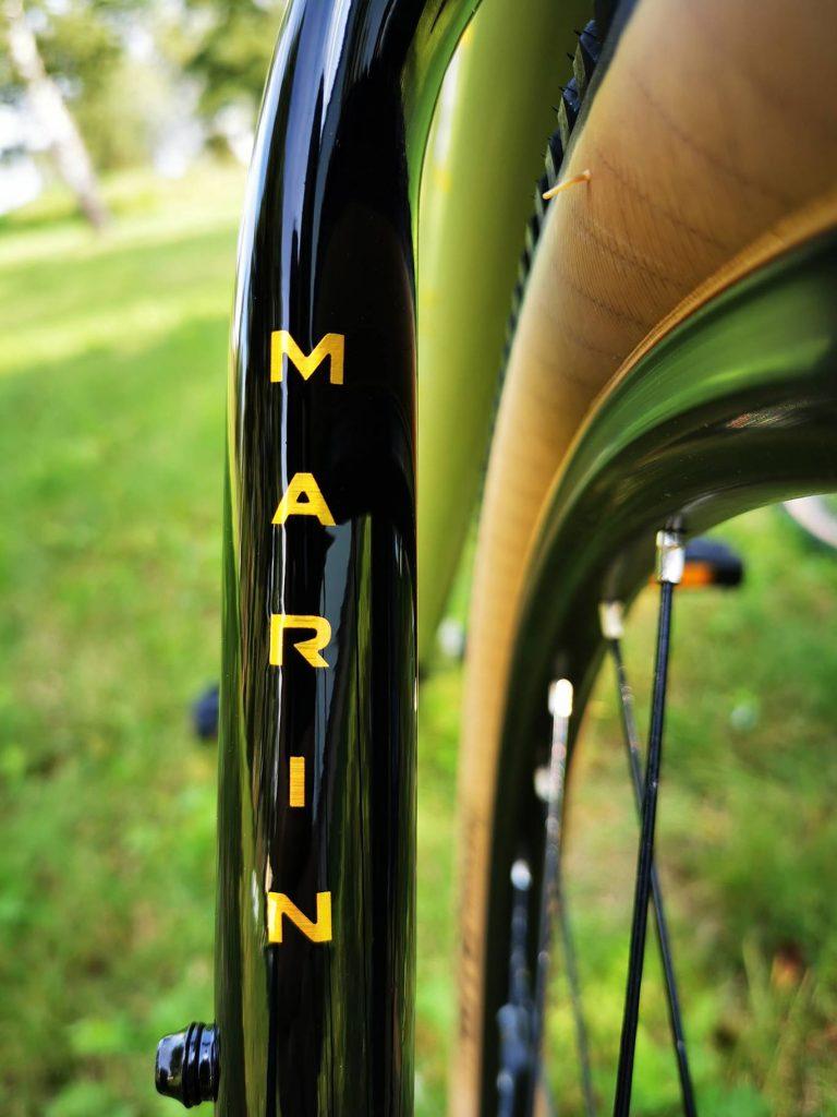 Rower hybrydowy – Marin Kentfield 23