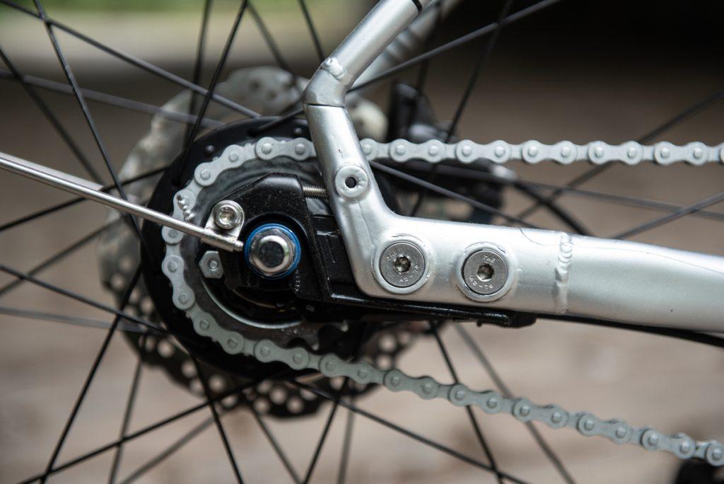 Stalowe ramy Marin Bikes – klasyfikacja i rozwiązania techniczne 10