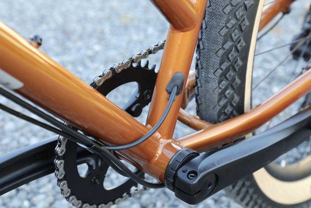 Stalowe ramy Marin Bikes – klasyfikacja i rozwiązania techniczne 14