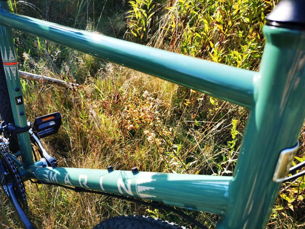 Stalowe ramy Marin Bikes – klasyfikacja i rozwiązania techniczne 8