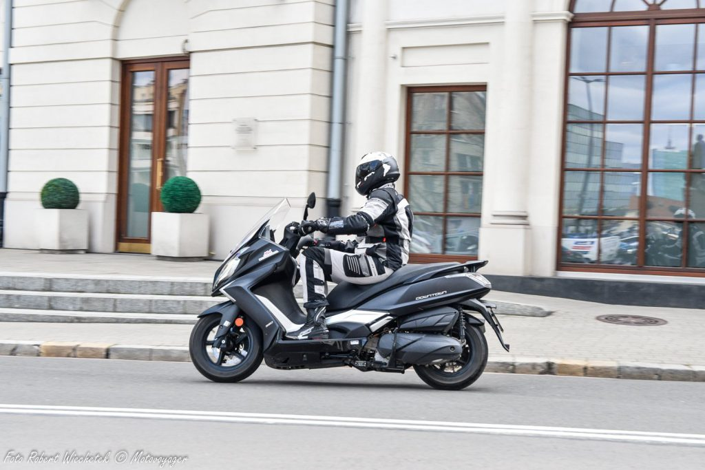 kymco downtown 350i skuter maxiskuter 350 kymco polska motor-land