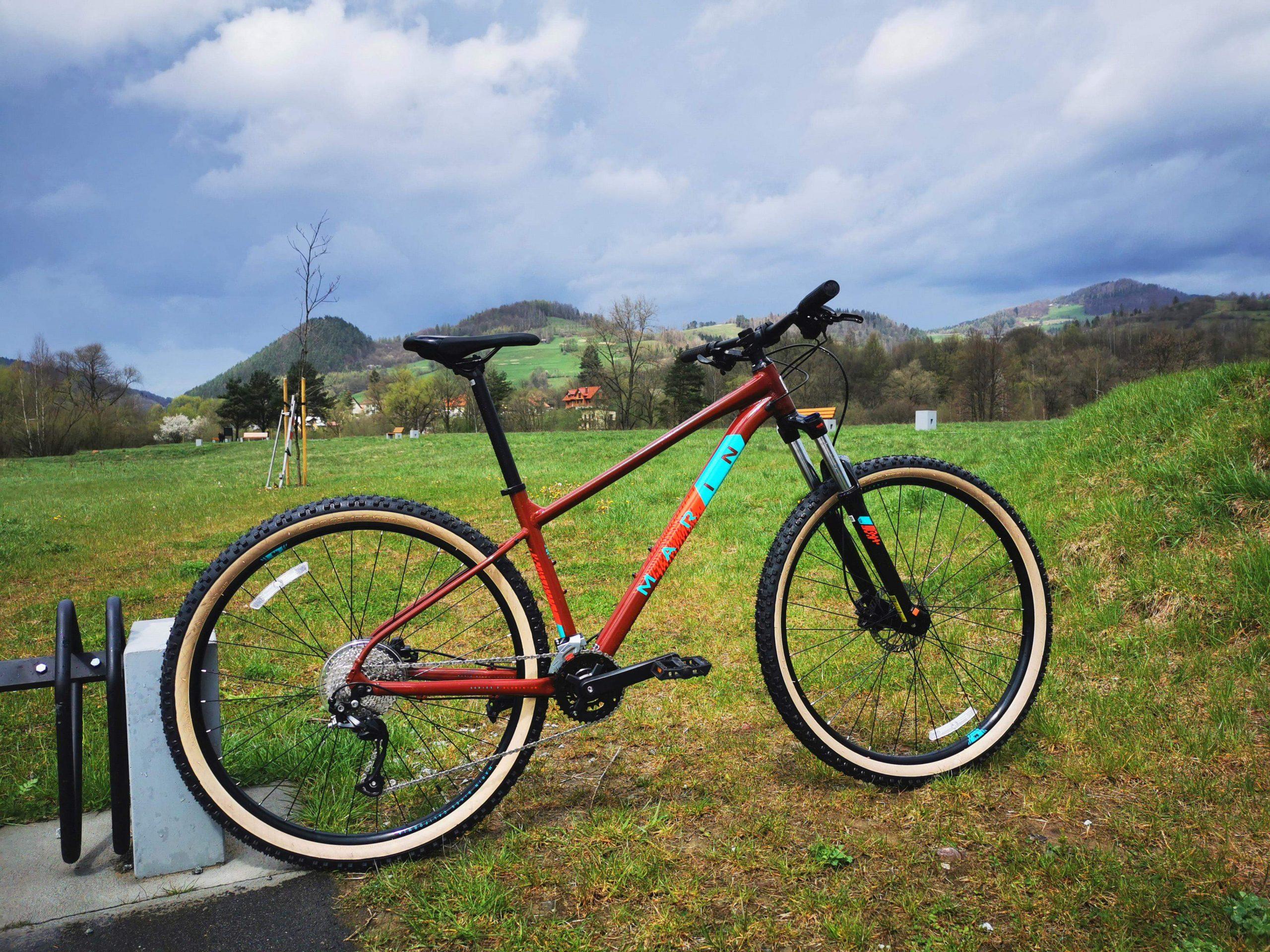 Marin bobcat trail rower rowery motor-land