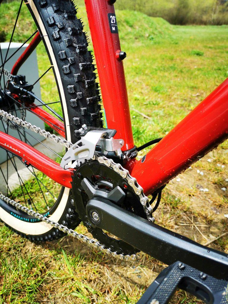 Podstawowe rowery trailowe – progresywna geometria na rozpoznanie apetytu 14