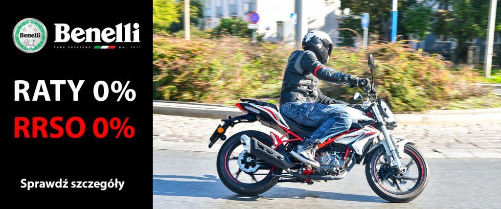 raty 0 benelli raty 0% rrso 0% na motocykle benelli