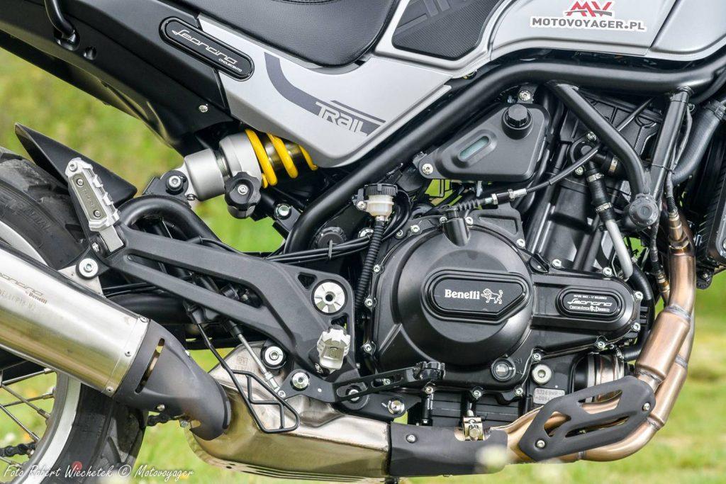 benelli leoncino 500 trail motocykl adventure benelli polska motor-land