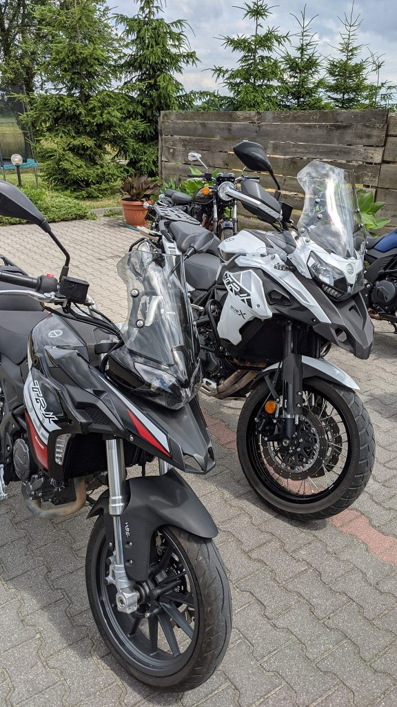 benelli rally 2021 rajd benelli motocykl motor-land