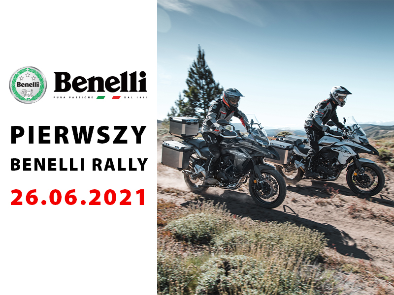 benelli rally 2021 rajd benelli motor-land