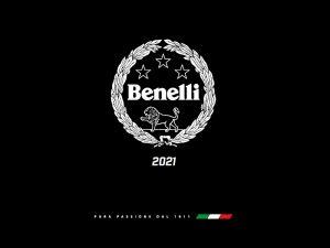 Katalog motocykli Benelli 2021 1