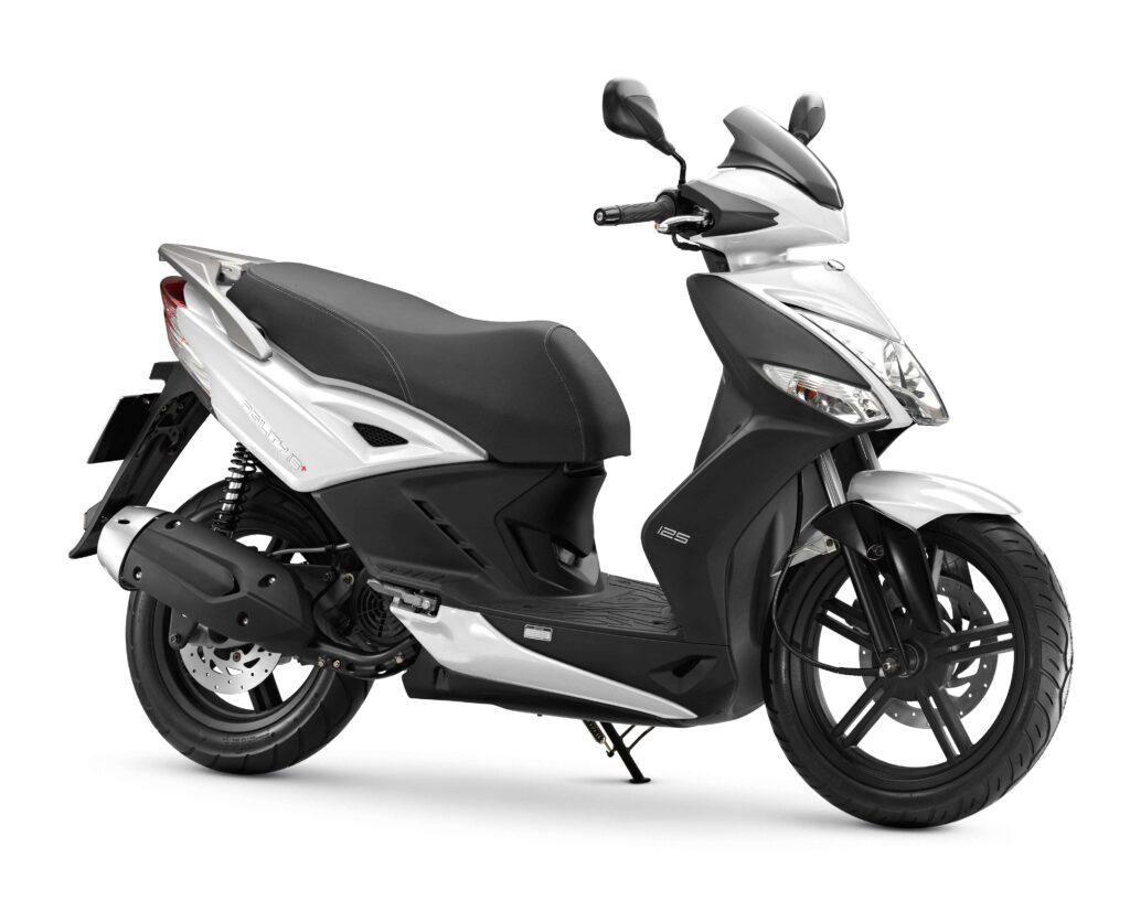 agility 16+ 50 125 skuter motorower kymco motor-land