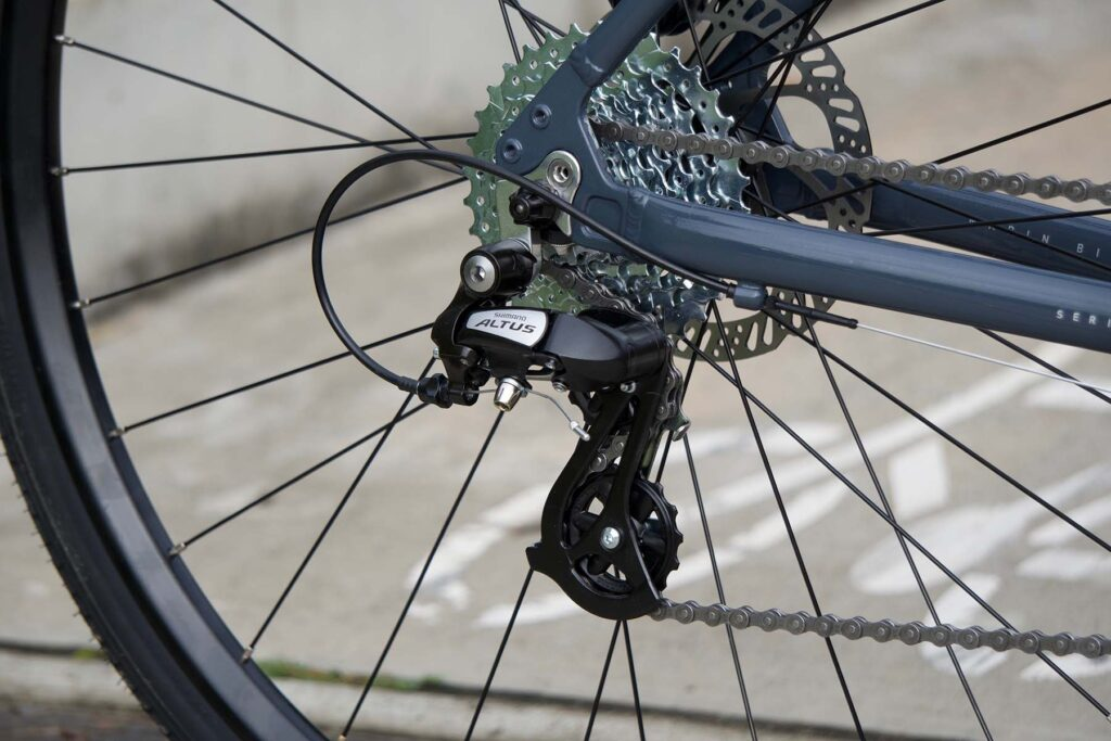 Idealny rower dla kuriera – Marin Presidio 1 4