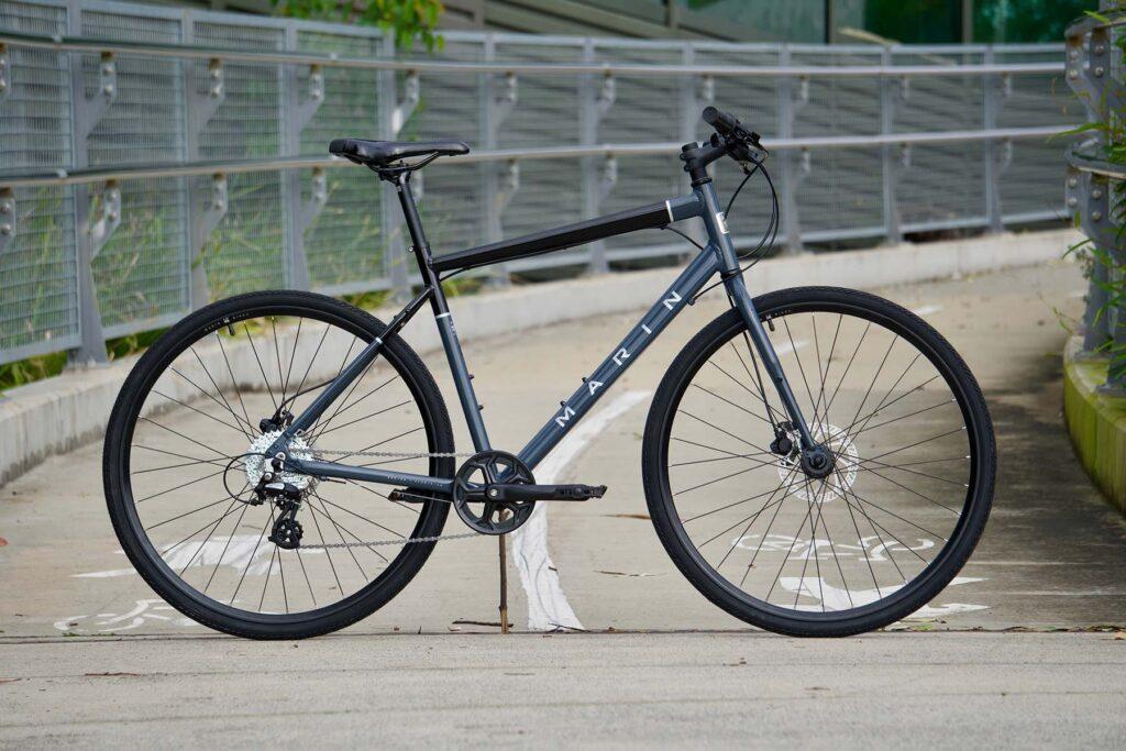 marin presidio 1 kurier rowerowy marin bikes urban bike fitness bike