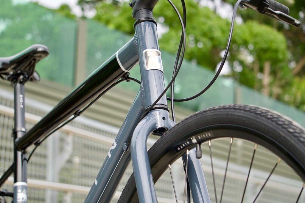 Idealny rower dla kuriera – Marin Presidio 1 10