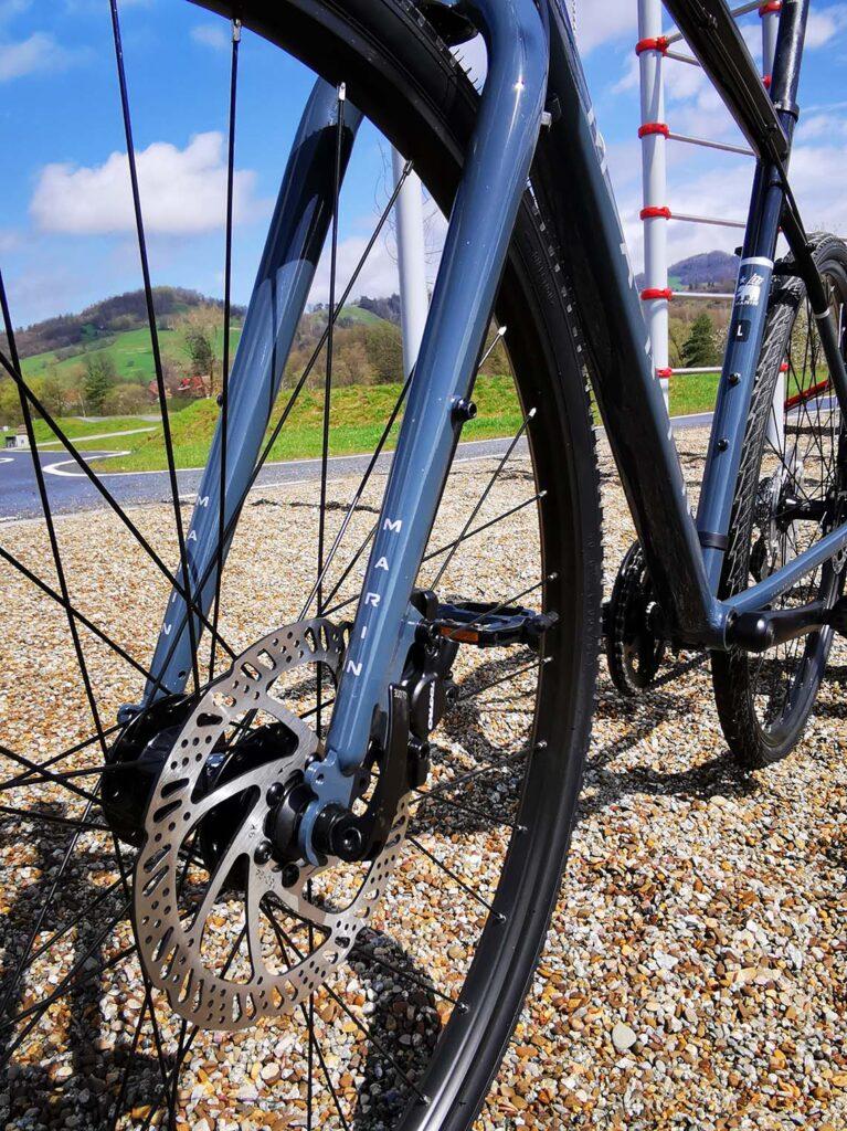 Idealny rower dla kuriera – Marin Presidio 1 8