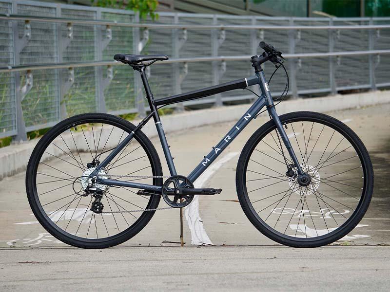 Idealny rower dla kuriera – Marin Presidio 1 1