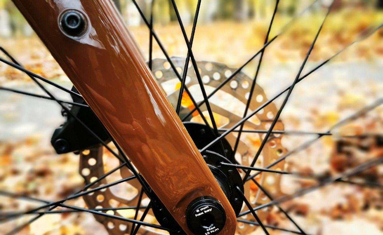 marin dsx Gravel z płaską kierownicą czy jednak sztywne MTB marin bikes rower motor-land